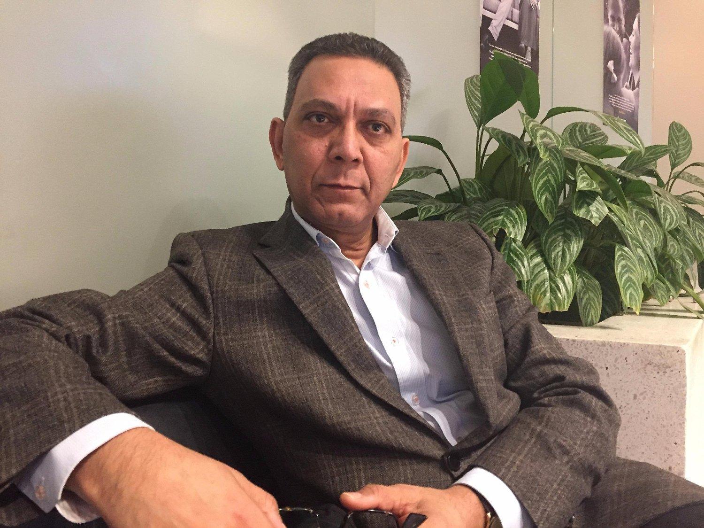 DRAPSTRUET: Samfunnsdebattant og SV-topp Akhtar Chaudhry ble drapstruet på sin egen blogg. Lørdag anmeldte han forholdet til politiet i Oslo.