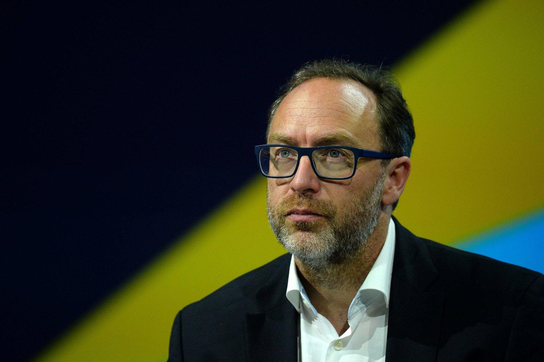 6d21af584e VIL BLI KVITT «FAKE NEWS»  Wikipedia-grunnlegger Jimmy Wales vil gi folket