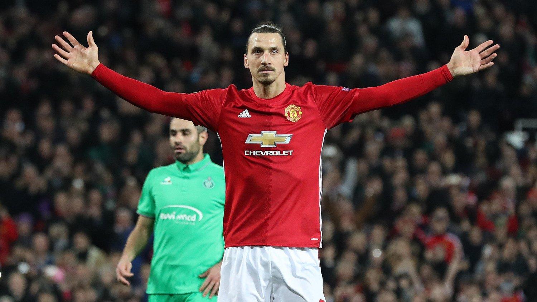 FERDIG? Sky Sports melder torsdag at Zlatan Ibrahimovic ikke får ny kontrakt med Manchester United.