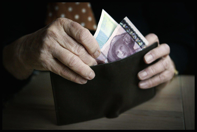 AVGJØR PENSJONEN: Den nye pensjonsavtalen kan ha store konsekvenser for den enkelte arbeidstaker.