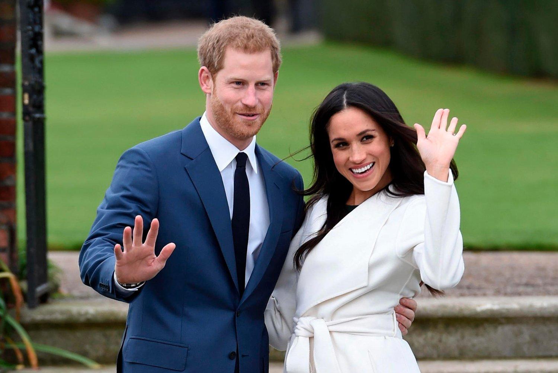 DROPPER FORLOVER: Meghan Markle har valgt å ikke ha en forlover i sitt bryllup med prins Harry.