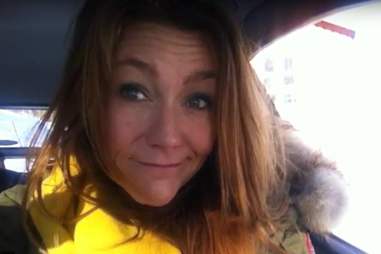 MOT SMARTMÅLERE: Ingriid Stella Oppebøen er en av de sentrale personene i organisasjonen STOPP smartmålerne!