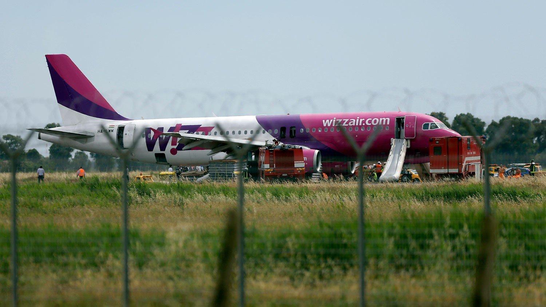 TØFF KONKURRANSE: Wizz air kan bli den store utfordreren mot det norske lavprisselskapet Norwegian.