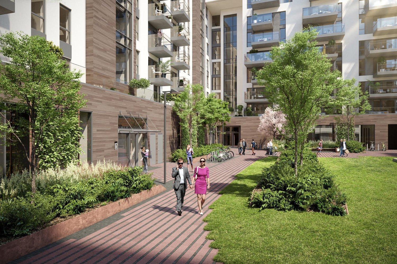 Obos solgte mange boliger i fjor, og har flere store byggeprosjekter på gang.