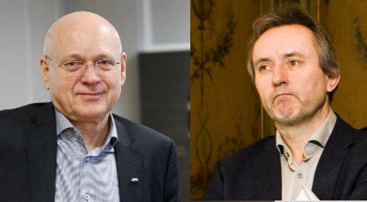 Både Bjørgulv Braanen i Klassekampen og Helge Simonnes i Vårt Land var dyktige avismakere som rigget produktene sine for maksimal pressestøtte - på papir.