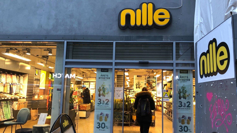 Nille har over 360 butikker med til sammen 2.000 ansatte i Norge.