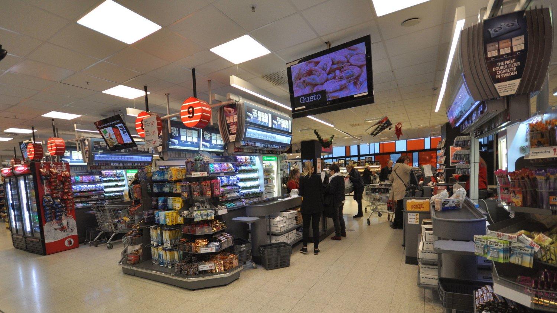 HARRYHANDEL: Nordmenn har stor appetitt på stort utvalg og lave priser.