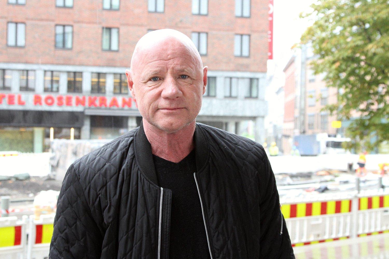 Jan Erik Iversen er tiltalt for grov utpressing mot Kjell Inge Røkke. Bildet er fra en tidligere anledning.