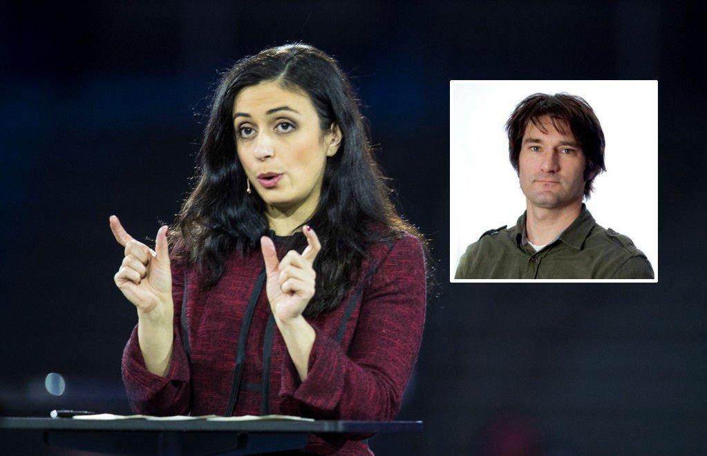 Forsøket på å beskrive mulig samrøre mellom presse og politikk, her representert ved Hadia Tajik og tidligere DN-journalist Kristian Skard burde vekke selvkritikk.