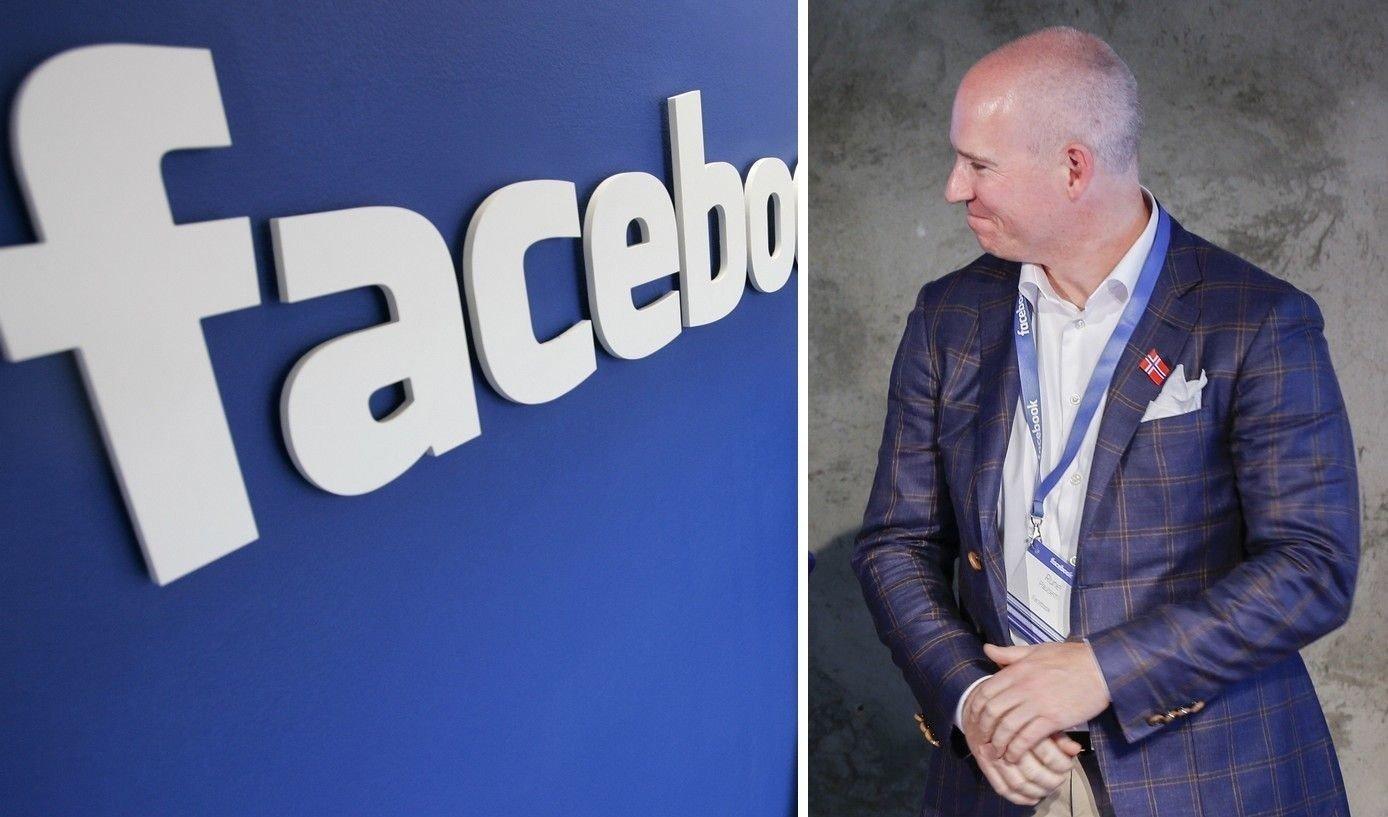 Rune Paulseth (47) ble hentet til å lede Facebooks norske kontor i 2015,