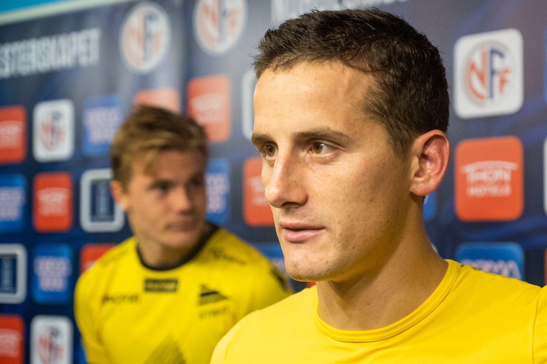 Herolind Shala skal spille for Vålerenga de neste to sesongene. Foto: Tor Erik Schrøder / NTB scanpix