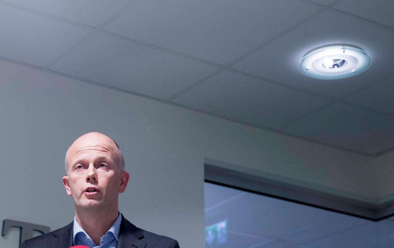 – Dersom familien mottar et livsbevis, så vil de arbeide for å få Anne-Elisabeth trygt og raskt hjem, sier bistandsadvokat Svein Holden. Foto: Terje Pedersen / NTB scanpix