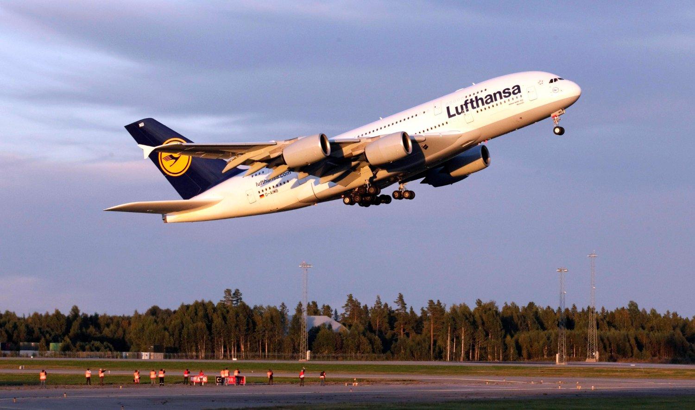 TAR GREP: Lufthansa har sett seg lei av pristrikset og går nå til rettslige skritt.