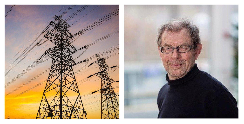 Økonomiprofessor Anders Skonhoft ved Institutt for samfunnsøkonomi på NTNU advarer kraftig mot ønsket om å bygge nye strømkabler.