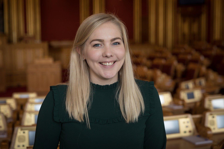 Mari Holm Lønseth er stortingsrepresentant fra Sør-Trøndelag Høyre og medlem av Kommunal- og forvaltningskomiteen.