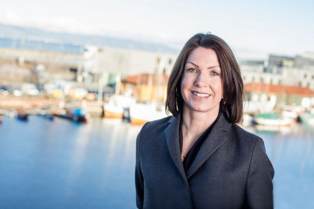 Solveig Hjallen Moen hos Utleiemegleren i Trondheim melder om en eksplosiv vekst i leieprisene.