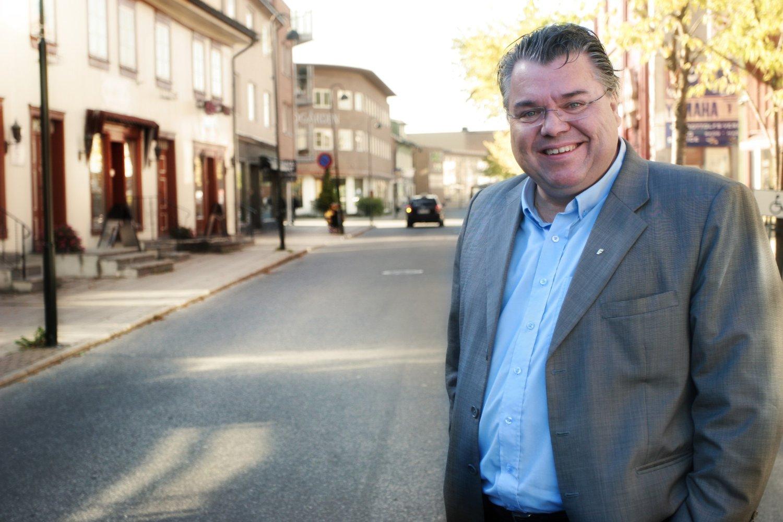VIL STANSE STATSSTØTTE: - Faktisk fortjener ikke statsstøtte, mener Morten Wold,stortingsrepresentant og mediepolitisk talsperson i FrP.