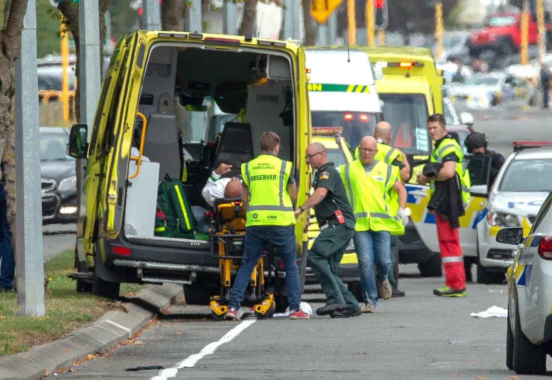 Terroren som rammet New Zealand fredag har klare likhetstrekk med terror andre steder i verden