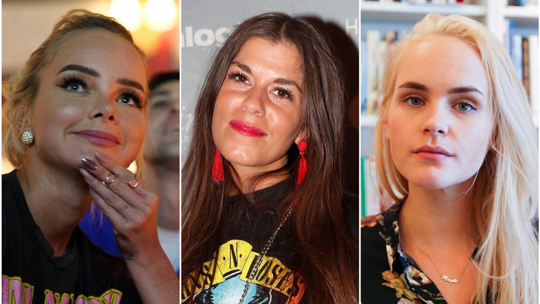 STILLER LIKEVEL: Etter mye om og men skal Linnéa Myhre stille til debatt på NRK med Sophie Elise Isachsen og Kristin Gjelsvik tirsdag kveld.