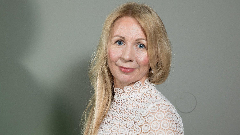 BOK STEVNET: Anne Brith Davidsen, kjent fra «Bloggerne», må nå i retten for sin nyeste bok.