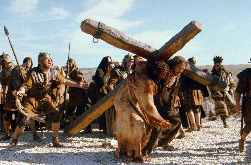 PÅSKEN handler kort og godt om å feire den kristne historien om at Jesus ble korsfestet og sto opp igjen. Foto: Scanbox