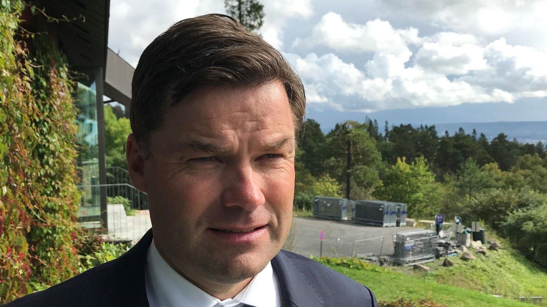 GODE TIDER: Kristian Johansen i TGS-Nopec hadde et godt år i fjor, med en samlet avlønning på over 16 millioner kroner.