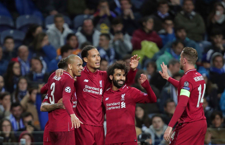 Liverpool får flyttet bortekampen mot Newcastle i 37. serierunde slik at de får en ekstra hviledag foran den avgjørende semifinalekampen mot Barcelona i Champions League. Foto: Luis Vieira / AP / NTB scanpix