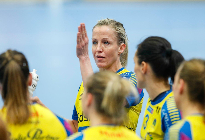 Heidi Løke storspilte for Storhamar. Foto: Vidar Ruud / NTB scanpix