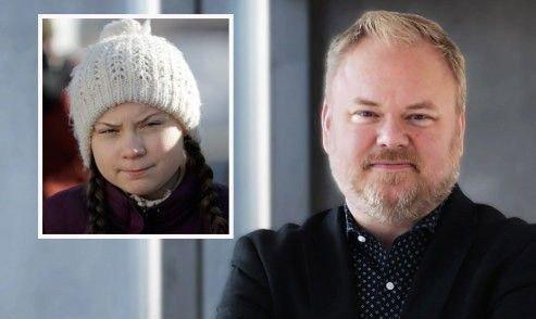STORM: XXLs nye Sverige-sjef Per Sigvardsson er i hardt vær etter at Greta Thunberg er blitt grovt sjikanert på hans Facebook-profil.