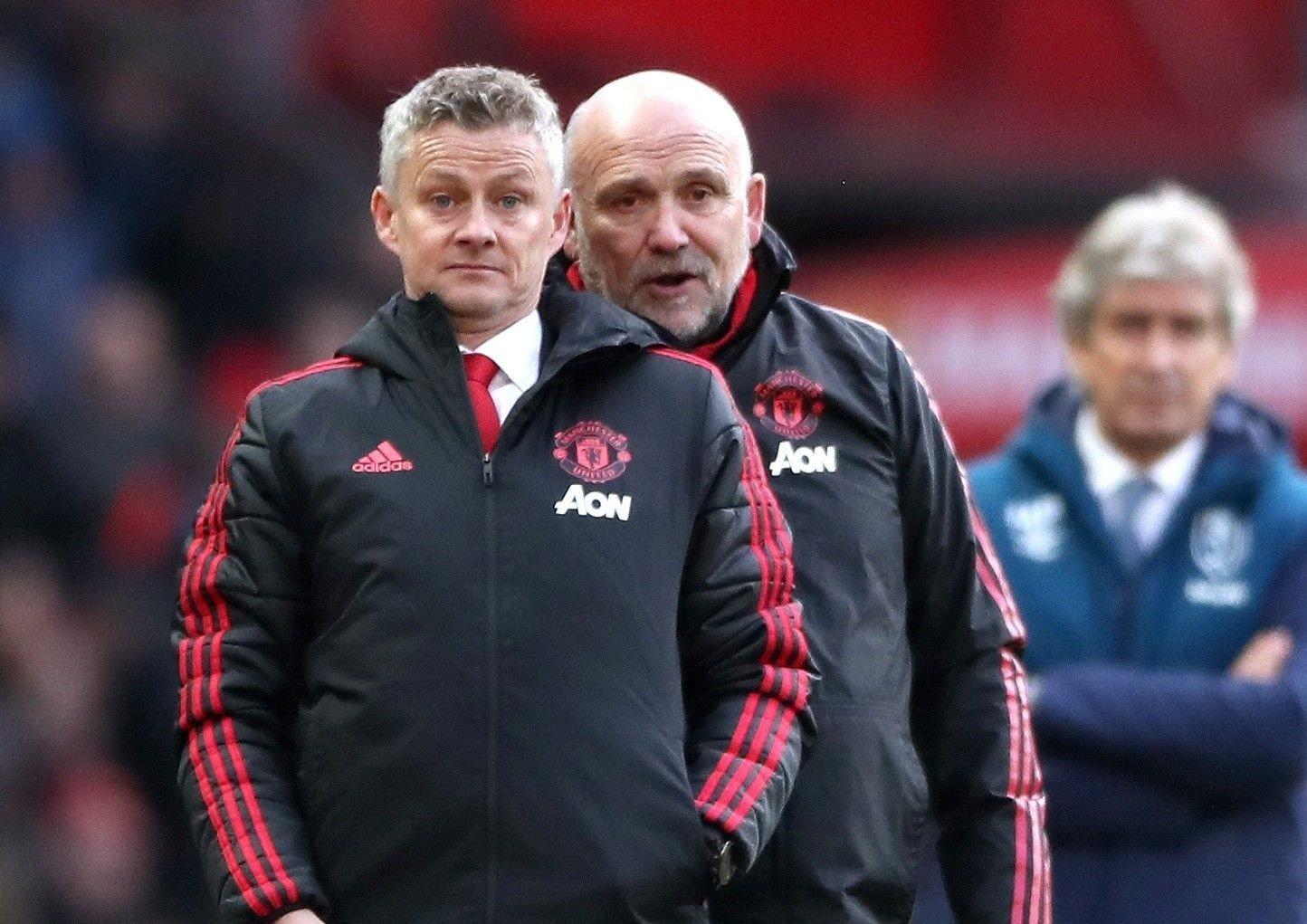TÅLMODIGHET: Ole Gunnar Solskjær har en stor jobb foran seg med å gjenreise Manchester United til gammel storhet.