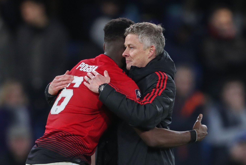 - ET PROBLEM FOR UNITED: Det mener Roy Keane om Paul Pogba.