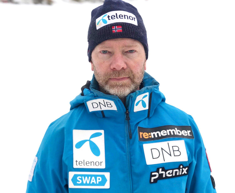 Steve Skavik blir ny trener for herrelandslaget i alpint. Foto: Norges Skiforbund / NTB scanpix