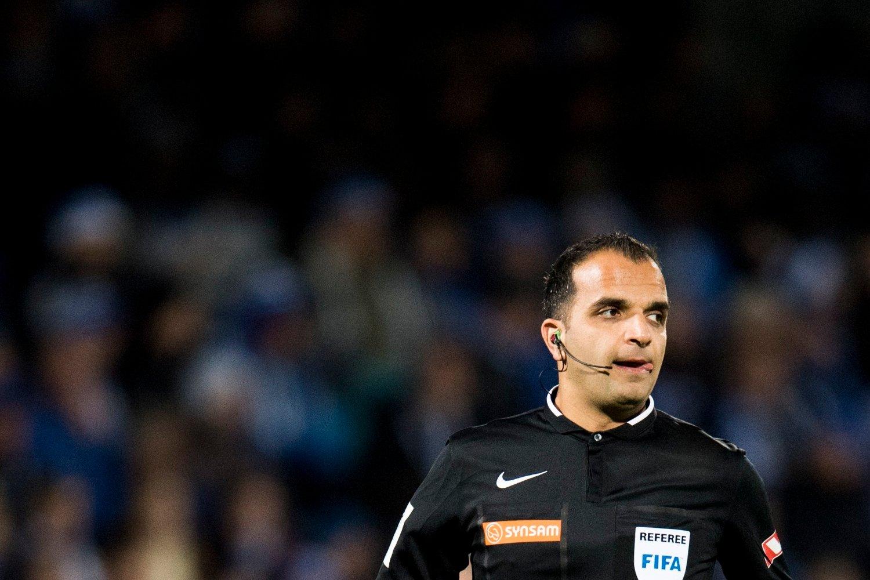 Svein-Erik Edvartsen har varslet et søksmål på 7,2 millioner kroner mot Norges Fotballforbund. Foto: Jon Olav Nesvold / NTB scanpix