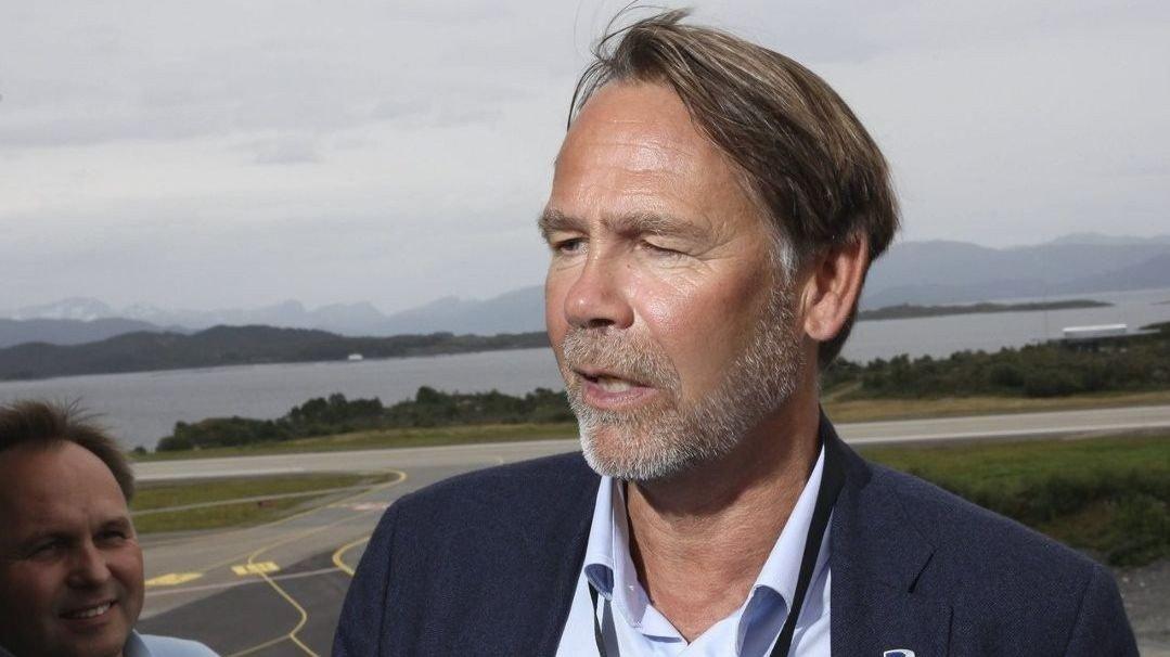Bjørn Hollevik er leder i Flora Industri og Næringsforening (FIN)