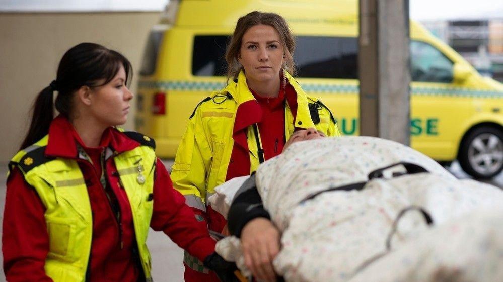 NY SESONG: NRK-serien «113» får en ny sesong med premiere i 2020.