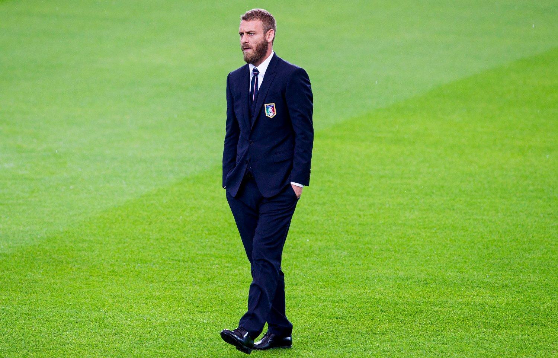 Daniele De Rossi avslutter Roma-karrieren. Foto: Vegard Wivestad Grøtt / NTB scanpix