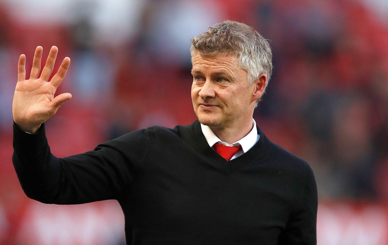 FÅR KRITIKK. Manchester UNited-manager Ole Gunnar Solskjær.