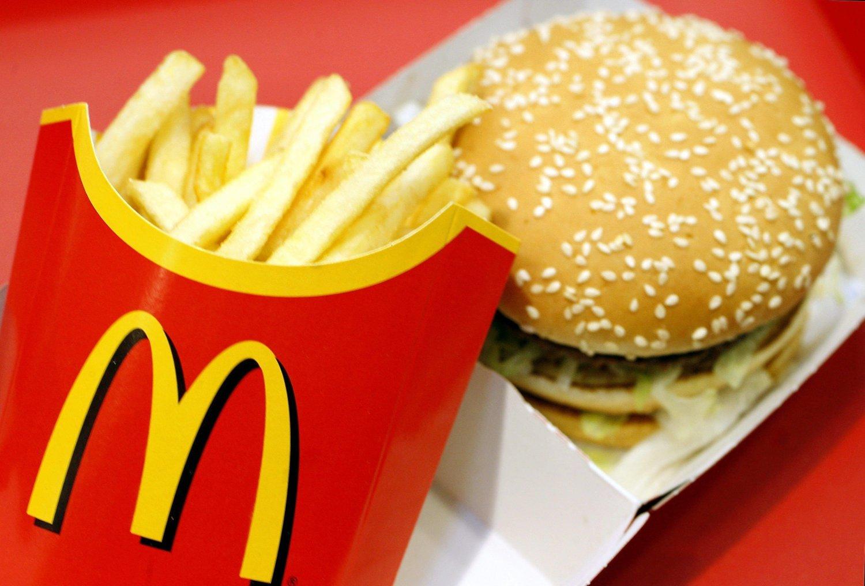 """FELT FOR FEIL: For andre gang er McDonalds felt for ulovlig markedsføring mot barn gjennom spillet """"Happy Studio""""."""