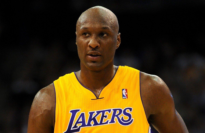 FRA HUNDRE TIL NULL: Lamar Odom hadde en lysende basketball-karriere, før dop og damer ødela ryktet og spillet hans.