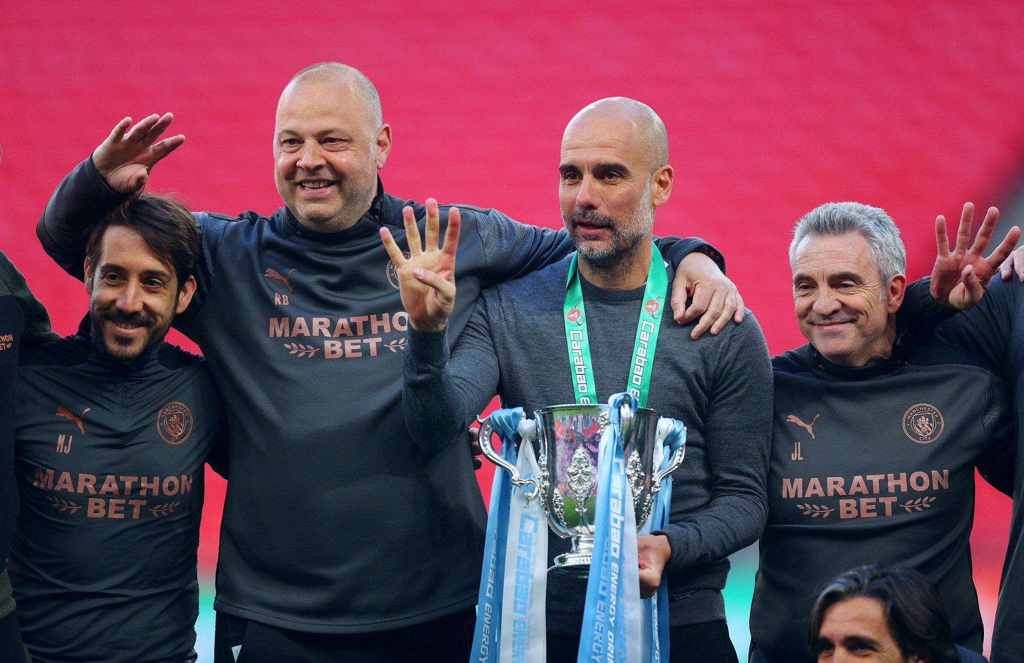 Ligacupen, Manchester City | Manchester City vant ...