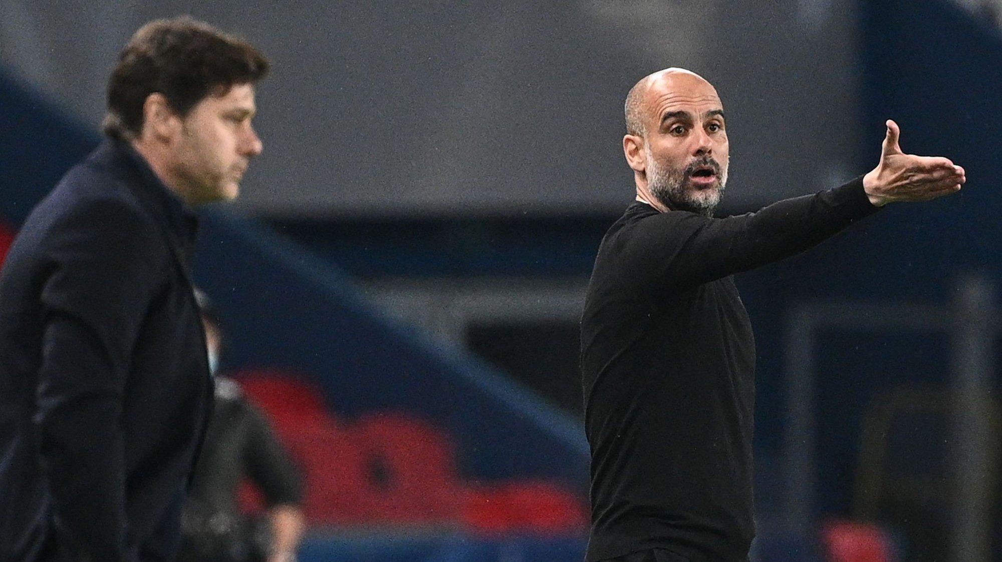 - Guardiola har avslørt hvordan City skal spille mot PSG