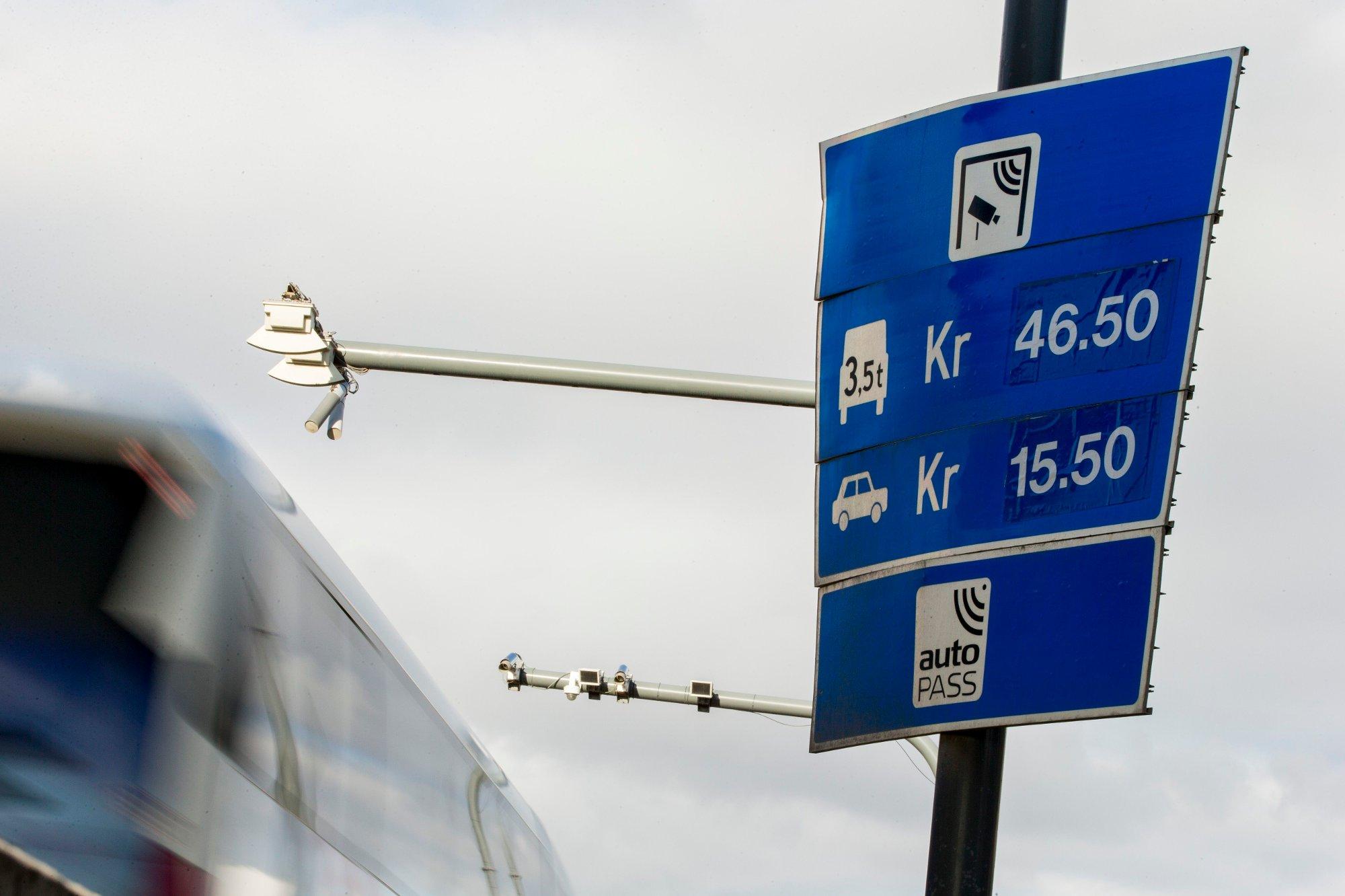 Vil fjerne alle bompenger i Norge: Har pengene stående på konto for å betale regningen