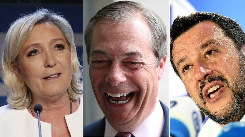 1f424d06eb46 Europa rystet etter EU-valget