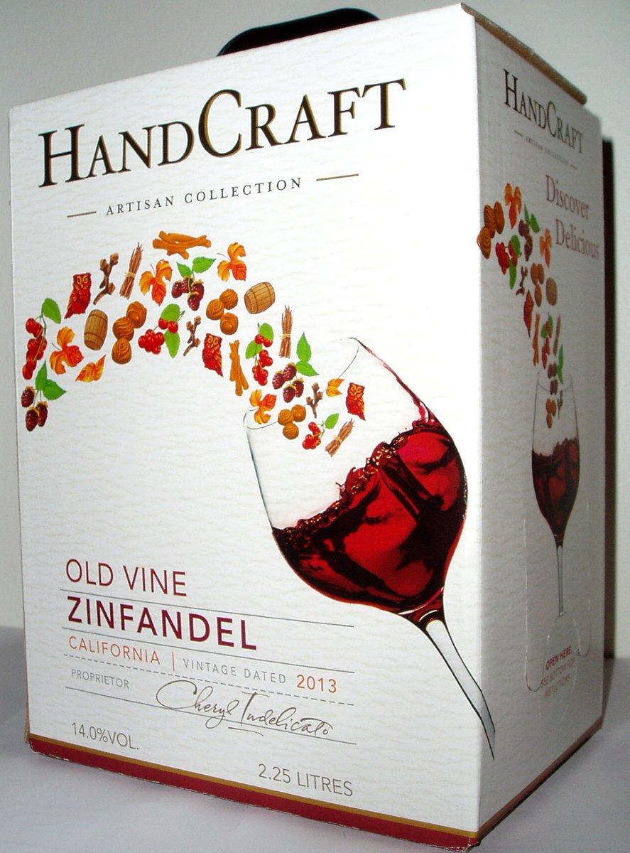 WEB_Nr 16876 Handcraft Old Vine Zinfandel 2013 2,25 liter BIB.jpg