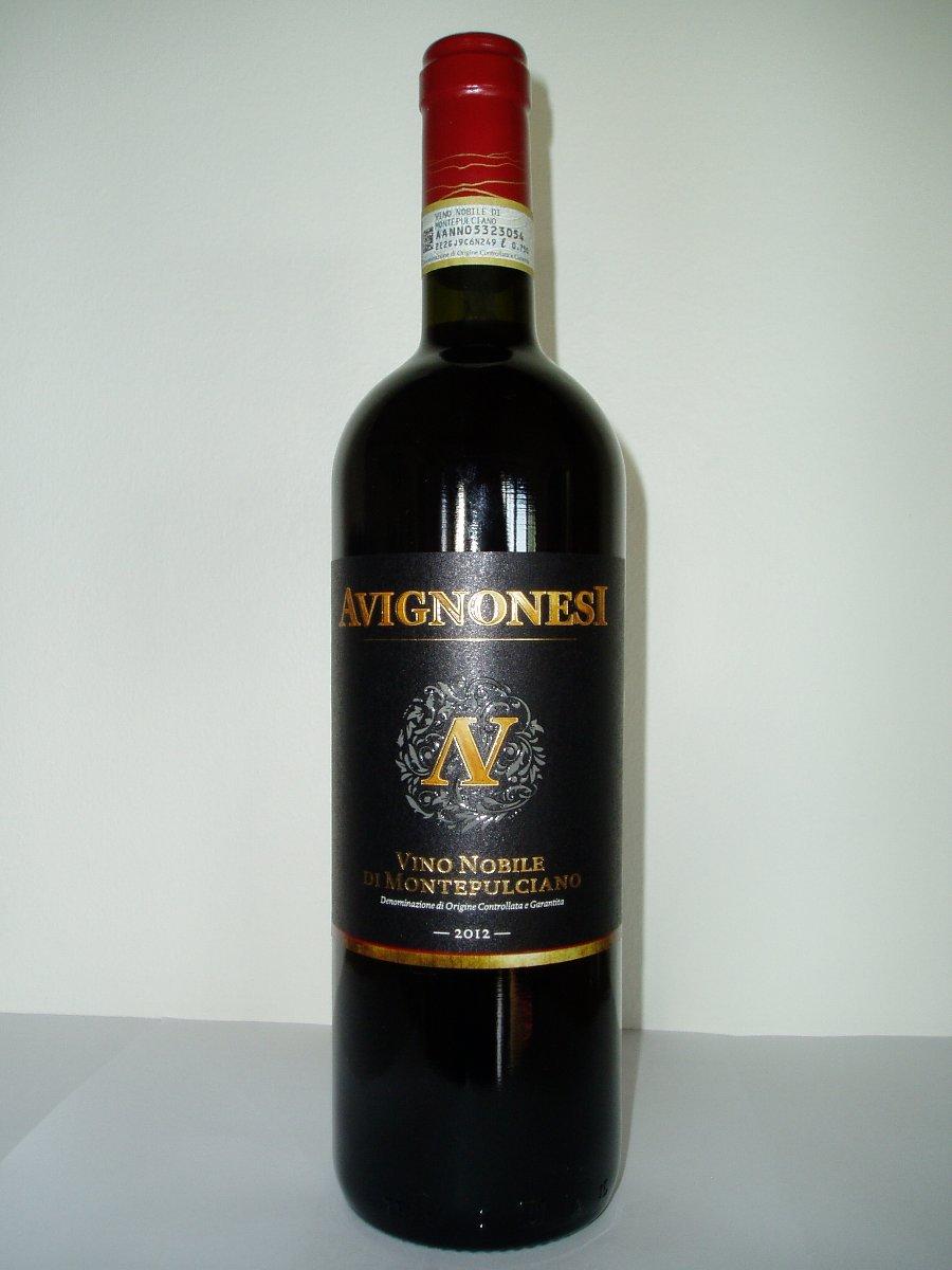 Nr 7351 Avignonesi Vino Nobile di Montepulciano 2012.JPG