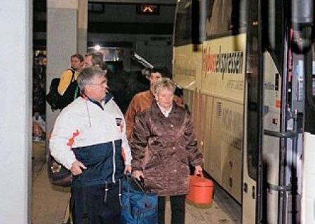 Flybussen tar Rygge inn i ruten
