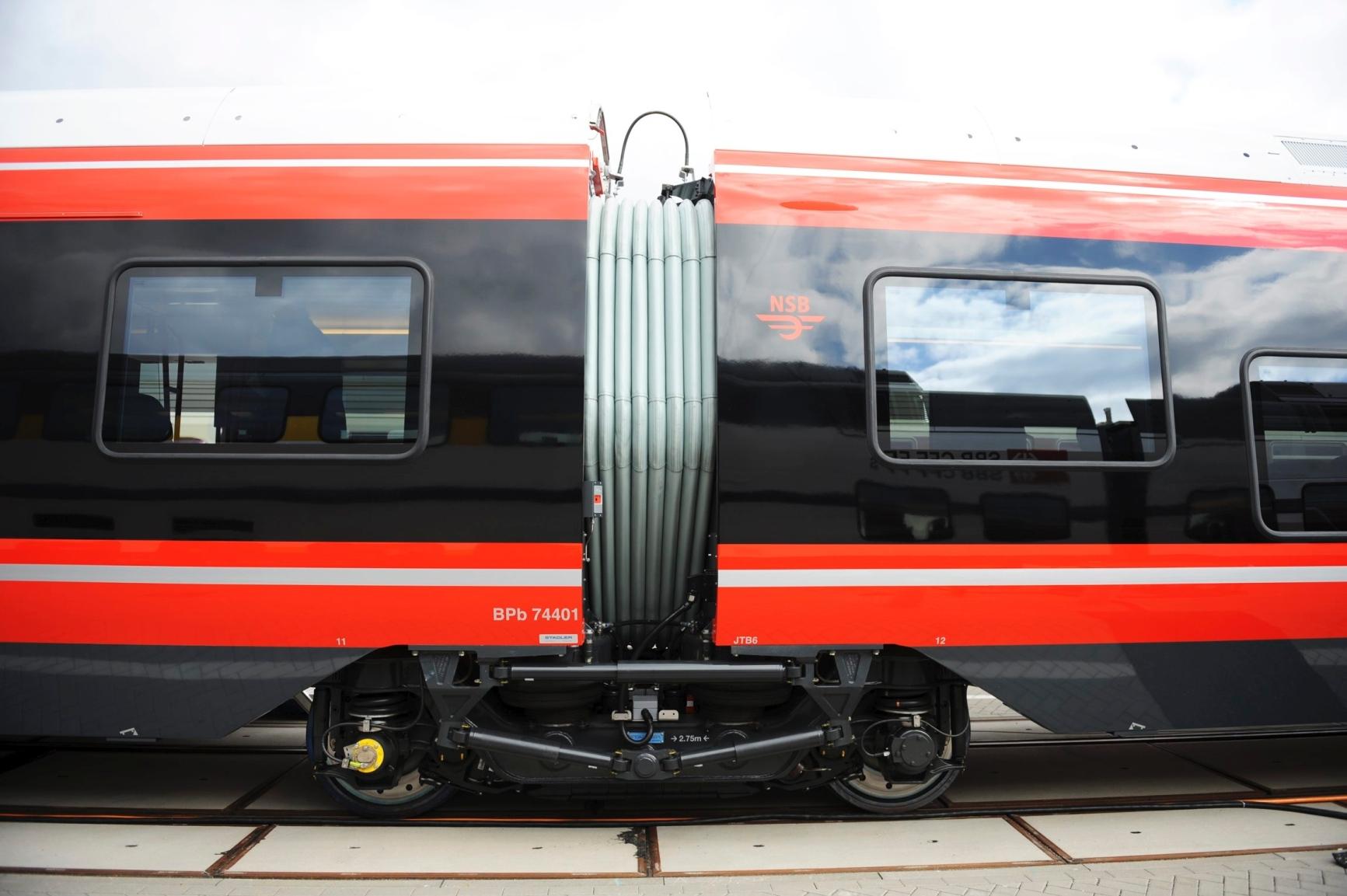 Nye tog: