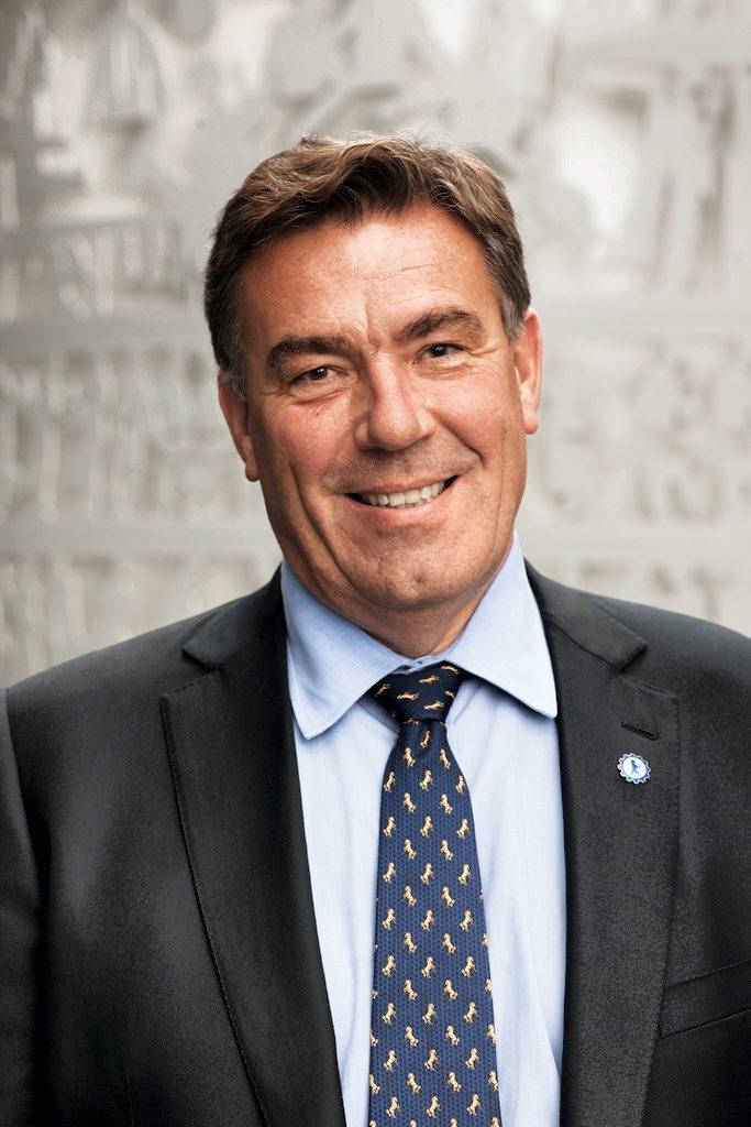 Stein Erik Hagen.