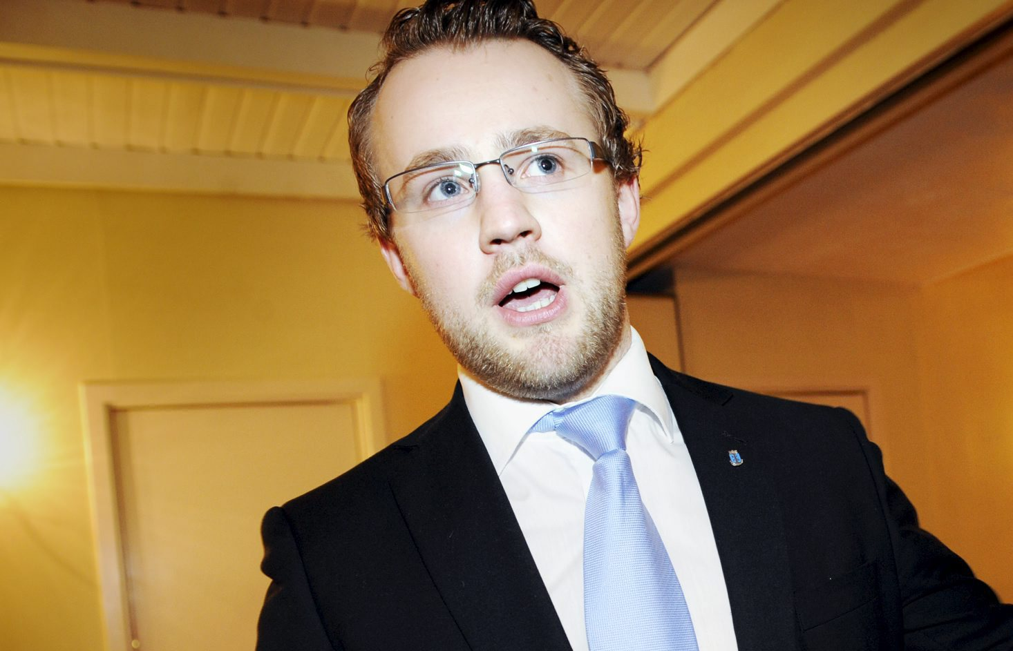 KRITISK TIL ORDFØREREN: