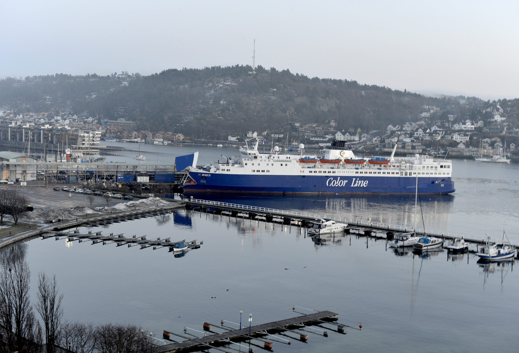 veibeskrivelse sverige Sandefjord